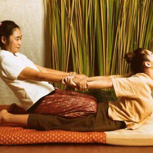Klasyczny Masaż Tajski (Tradycyjny)